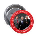 Continue The Dynasty Jeb Bush 2016 Button