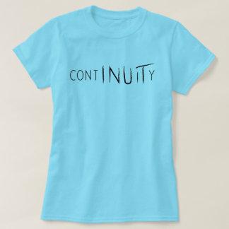 ContINUITy Shirt Cyan