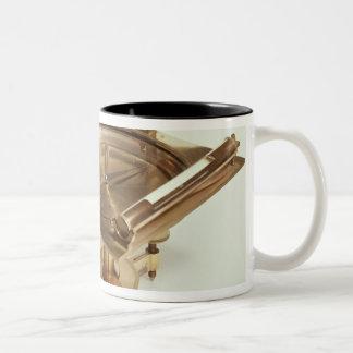 Contour Compass Coffee Mug