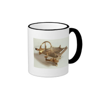Contour Compass Coffee Mugs