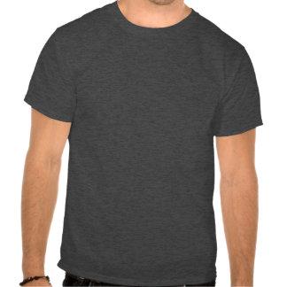 Contour Elephants Overlay on Dark Color Shirt