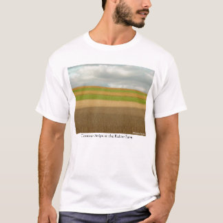 Contour Strips T-Shirt