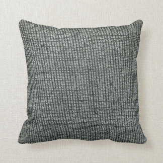 Contoured Burlap Look Pillow Throw Cushions
