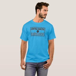 Contra Dancing is Fabulous! T-Shirt