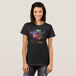 Contra Dancing is Magic T-Shirt