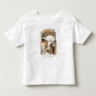 Contrabandistas, from 'Sketches of Spain', engrave Toddler T-Shirt