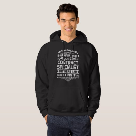 CONTRACT SPECIALIST HOODIE