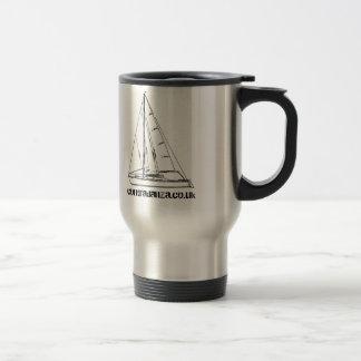 contradanza.co.uk Boat Mug