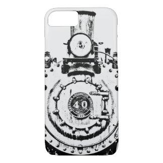 Contrast Train iPhone 7 Case