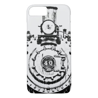 Contrast Train iPhone 8/7 Case