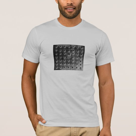 Control Box Cover (Silver) T-Shirt