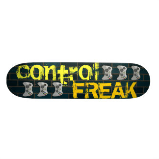 Control Freak 19.7 Cm Skateboard Deck
