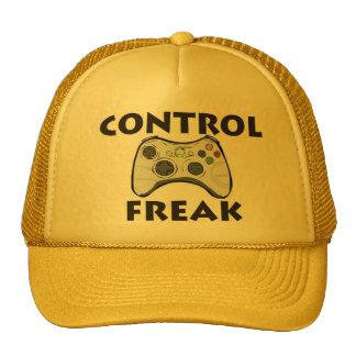 control freak h trucker hats