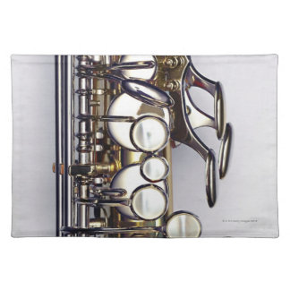 Controls of Saxophone Placemat