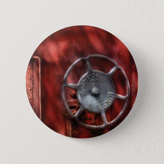 Controls - The Wheel 6 Cm Round Badge