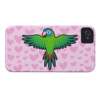 Conure / Lorikeet / Parrot Love iPhone 4 Case-Mate Case