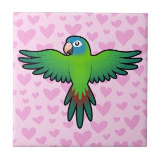 Conure / Lorikeet / Parrot Love Tile