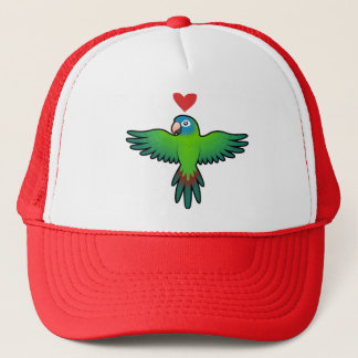 Conure / Lorikeet / Parrot Love Trucker Hat