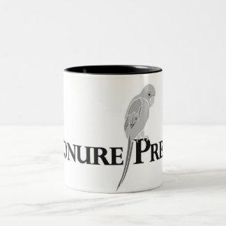 Conure Press Logo - Mug