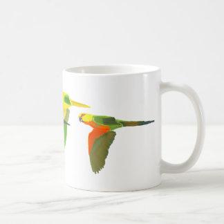 Conures! Classic White Coffee Mug