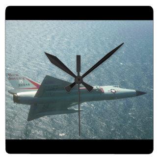 Convair F-106A Delta Dart_Military Aircraft Wallclock