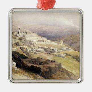 Convent of the Terra Santa, Nazareth Christmas Ornament