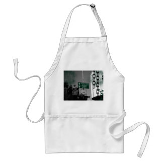 Convention And Staples Center Sign Aprons
