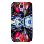 Convergence Abstract 3G Galaxy S4 Covers