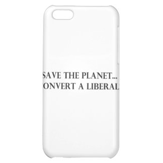 Convert a Liberal Cover For iPhone 5C