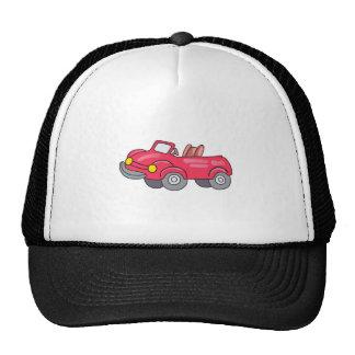 CONVERTIBLE CAR TRUCKER HAT