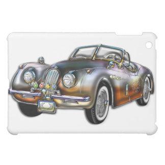 Convertible Classic Metallic Sports Car iPad Mini Cover