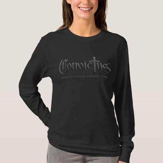 Convictus Ladies Long Sleeve Tee