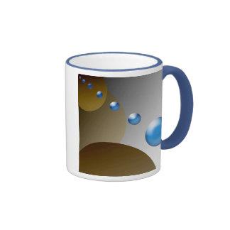 Convoy of the Aliens Coffee Mug