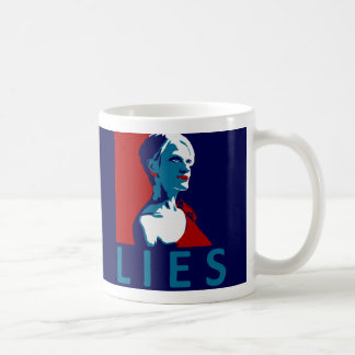 "Conway's ""Lies"" Mug"