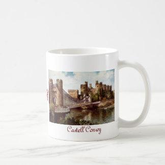 Conwy Castle Mug