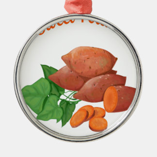 Cook a Sweet Potato Day - Appreciation Day Christmas Ornament