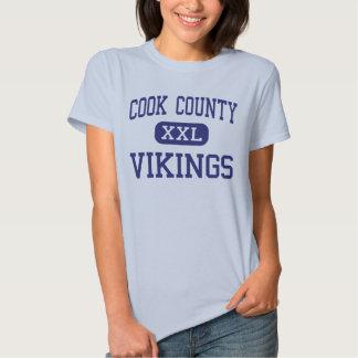 Cook County - Vikings - High - Grand Marais Shirts