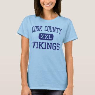 Cook County - Vikings - High - Grand Marais T-Shirt