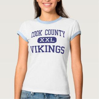 Cook County - Vikings - High - Grand Marais T Shirt