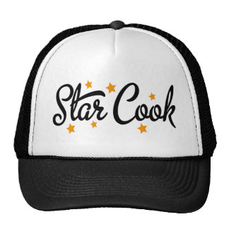 cook trucker hats