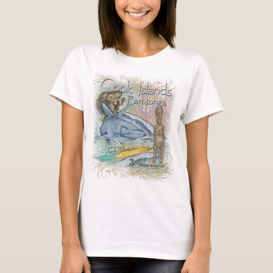 Cook Island Currency T-Shirt
