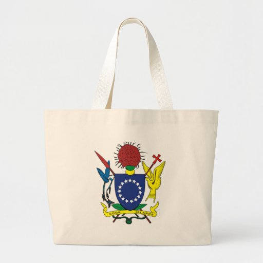 Cook Islands Coat of arms CK Bag