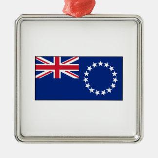 Cook Islands Flag Ornaments