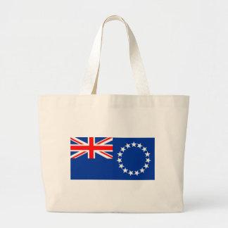 Cook Islands Jumbo Tote Bag