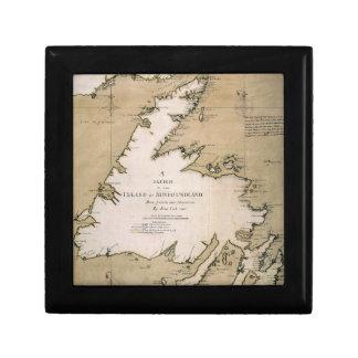 COOK: NEWFOUNDLAND, 1763 GIFT BOX