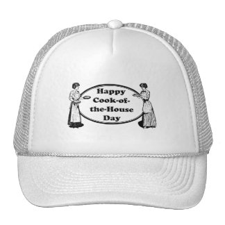 Cook of the House Day - Culinarian's Day Cap