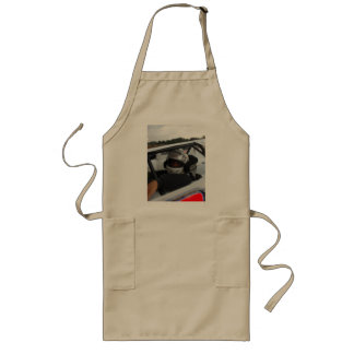 cook out special long apron