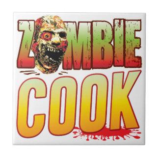 Cook Zombie Head Tiles