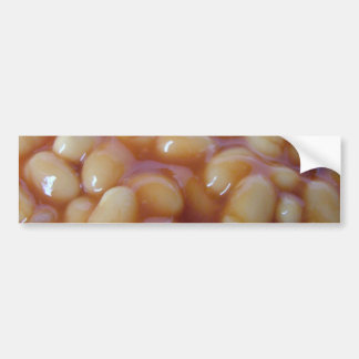 Cooked Beans Bumper Sticker