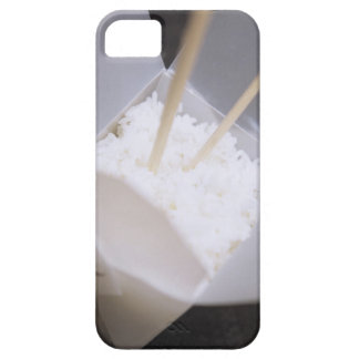 Cooked Rice in a To-go Container iPhone 5 Cover
